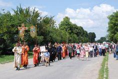 Pour la paix en Ukraine et en faveur des valeurs familiales traditionnelles - ville Bar en procession passait millième (+ VIDEO) | Université ouverte orthodoxe / Orthodoxie en Ukraine