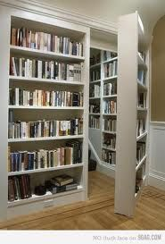 Secret library! I want one, I really want one