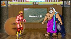 Zeus The God Of Thunder And Batman VS Hulk Hogan & Annoying Orange In A MUGEN Match / Battle / Fight This video showcases Gameplay of The Annoying Orange And Hulk Hogan The Wrestler VS Zeus The God Of Thunder From Hercules The Animated Series And Batman The Superhero In A MUGEN Match / Battle / Fight