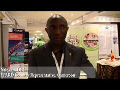 Engaging and mobilizing youth for Agriculture Development