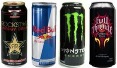 Most Unhealthy Energy Drink .