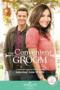 "Its a Wonderful Movie - Your Guide to Family and Christmas Movies on TV: Hallmark Channel Wedding Movie ""The Convenient Groom"" starring Vanessa Marcil and David Sutcliffe Hallmark Channel, Películas Hallmark, Family Christmas Movies, Hallmark Christmas Movies, Hallmark Movies, Family Movies, Holiday Movies, Xmas Movies, Abc Family"