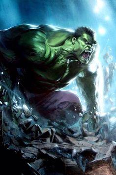 Hulk Rage