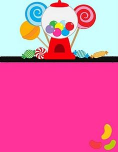 candyland free printables Google Search Baby girl 3 Pinterest