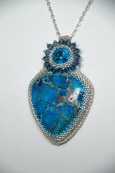 """Gallery.ru / Collection """"Simple - easy geometry"""" pendant """"in - for example - JuliaSerova"""