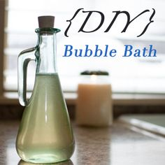 Making your own bubble bath is a great way to reduce the amount of chemicals in your home. Click here to see how you can make your own chemical-free bubble bath with essential oils: http://doterrablog.com/diy-bubble-bath