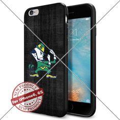 WADE CASE Notre Dame Fighting Irish Logo NCAA Cool Apple iPhone6 6S Case #1413 Black Smartphone Case Cover Collector TPU Rubber [Black] WADE CASE http://www.amazon.com/dp/B017J7P3N0/ref=cm_sw_r_pi_dp_odGwwb1QVQXDP