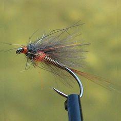 #bogiflies #mayfly #flytying #flyfishing #flies #grayling #trout #graylingflies #hotspotmayfly #hendshook Hot Spot Hends Hook 454 Bl