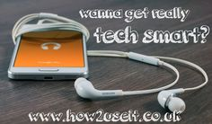 Tech Smart Ad - www.how2useit.co.uk