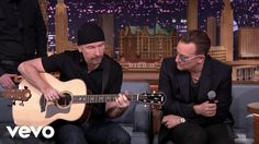 U2 - Ordinary Love (Live on The Tonight Show) - YouTube