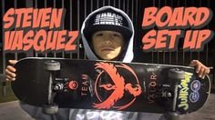 9 YEAR OLD STEVEN VASQUEZ BOARD SET UP & INTERVIEW !!!: WATCH MORE BOARD SET UPS HERE… #Skatevideos #board #interview #steven #VASQUEZ