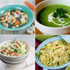 Delicious kid-friendly recipes sure to warm you up and leave your kids asking for seconds. Yum!