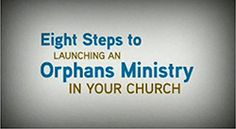 HopeForOrphans.comIf you are like so many others, you have a passion to help mobilize your local church on behalf of the orphan but may not be sure where to start.  If so, we want to help.  The following represents an overview of eight steps you can use to help your church get involved in caring for orphans.  This overview is adapted from a Hope for Orphans resource entitled Launching an Orphans Ministry in Your Church.