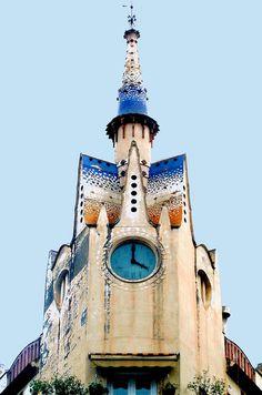Casa Bartomeu Carbonell 1915, Barcelona