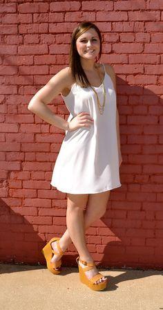 Place In The City Dress in Ivory.  Check out www.studio3-19.com for men's and women's fashion, shoes, accessories, gifts and more! -Studio 3:19