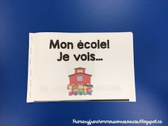 Primary French Immersion Resources: The first few days of grade 1 Spanish Teaching Resources, Spanish Language Learning, French Resources, Spanish Activities, Get To Know You Activities, Word Work Activities, Alphabet Activities, Educational Activities, Teaching Time