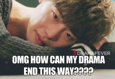 Omg How can my drama end this way????? :'( @DramaFever