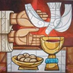 Eucharist  (image source: http://blogs.nd.edu/oblation/2011/10/07/being-capacitated-for-liturgy-part-vi/)
