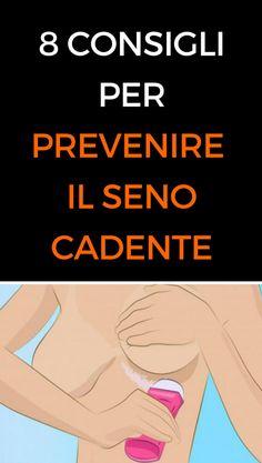 8 consigli per prevenire il seno cadente