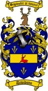 Davidson Coat of Arms / Davidson Family Crest