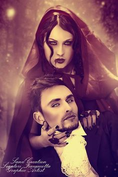 Vampire Love Couple<3
