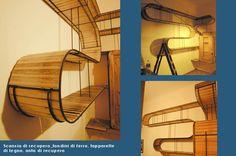 Realizzazioni interni Controprogetto   (Milano)