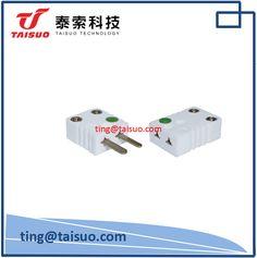K type mini ceramic thermocouple connector