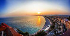 #nicebeach #sunset #niza #playaniza by drakkar at http://ift.tt/1iM7IuT