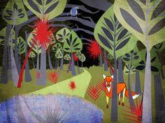 La forêt (Hansel et Gretel)