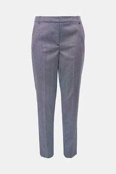 e714589d3572c1 Blazer & Anzüge für Damen im Online Shop kaufen. MULTI STRUCTURE Mix + Match  Hose mit Stretch