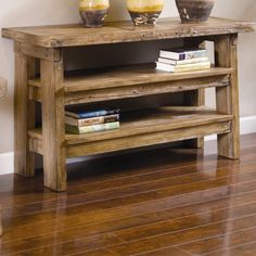 Hammary Luberon Console Table