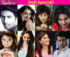 Rubina Dilaik Niti Taylor Manish Goplani Tanya Sharma talk about Holi!