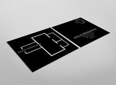square architect card