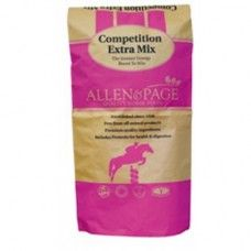 Allen & Page Competition Extra Mix 20 kg - Horse Feed - Allen & Page
