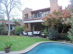 Casa estilo Ingles en el Gabino Informe de Engel & Völkers   T-1414741 - ( Chile, Región Metropolitana de Santiago, Lo Barnechea, La Dehesa Central )
