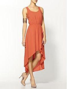 BCBG High Low dress....