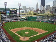 See a game in every MLB park #8: PNC Park