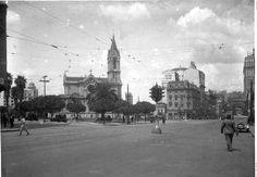 Largo do Paissandu 1933