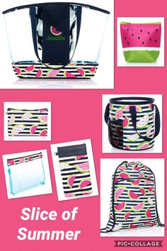 Thirty One Slice of Summer Graduation gifts