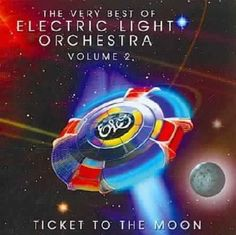 ELO OUT OF BLUE WEMBLEY TOUR REPLICA METAL SIGN 1977 ELECTRIC LIGHT ORCHESTRA
