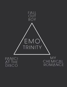 "QUIZ - How Well Do You Know The ""Emo Trinity"" 