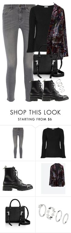 """""""Unbenannt #2247"""" by luckylynn-cdii ❤ liked on Polyvore featuring M.i.h Jeans, Paul & Joe and Alexander Wang"""
