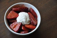 Recipe: Strawberries with Chimayo Chile — http://www.thekitchn.com/recipe-strawberries-with-chima-84185
