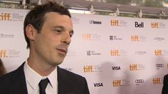 Scoot McNairy on the ARGO red carpet