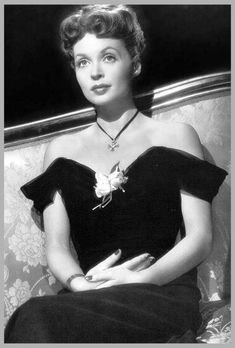 Lilli Palmer, what does the well dressed woman wear to her husband's mistresses funeral? Old Hollywood Glamour, Classic Hollywood, Mädchen In Uniform, 24 Mai, Lilli Palmer, Peter The Great, Turner Classic Movies, Star Wars, Performing Arts