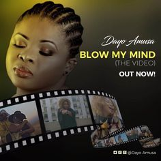 Audio Video Nollywood Actress, Dayo Amusa Drops New Music Video 'Blow My Mind' Latest Music, New Music, Watch Video, My Mind, News Songs, Music Videos, Romance, Mindfulness, Actresses