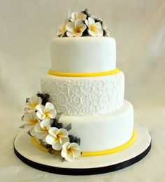Delicious Wedding Cakes, Birthday Cakes & Cakes for all occasions - Manukau, Auckland - Celebration Cakes Gorgeous Cakes, Pretty Cakes, Amazing Cakes, Bolo Floral, Floral Cake, Bolo Barbie, Cupcake Cakes, Cupcakes, Elegant Wedding Cakes