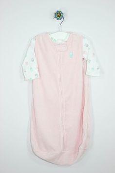 Carter's Size 3-6M Owl Sack/Bunting w/ Matching Shirt
