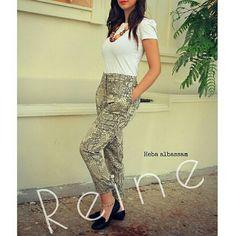 Last Piece !  +962 798 070 931 ☎+962 6 585 6272  #FallFashion #ReineWorld #BeReine #Reine #LoveReine #InstaReine #InstaFashion #Fashion #Fashionista #FashionForAll #LoveFashion #FashionSymphony #Amman #BeAmman #Jordan #LoveJordan #GoLocalJO #MyReine #ReineIt #Pants #DubaiFashion #Bottom #LastPiece #Sale #Reduction