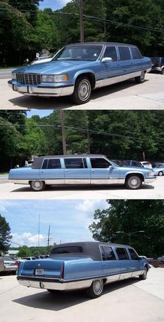 strong engined 1995 Cadillac Fleetwood limousine for sale Cadillac Ct6, Cadillac Fleetwood, Limo, Chevrolet Corvette, Car Garage, Impala, Rolls Royce, Classic Cars, Strong